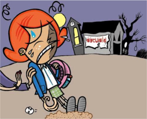 Αρνείται να πάει στο σχολείο: αρρώστησε ή παίζει θέατρο;